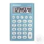 Калькулятор Assistant Blue AC-1116
