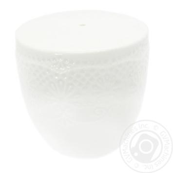 Ємність д\солі і перцю Krauff Irish Lacy Colec арт.21-252-086 - купити, ціни на МегаМаркет - фото 1