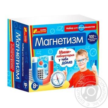 Набор Ranok-Creative Магнетизм 12115011Р - купить, цены на Фуршет - фото 1