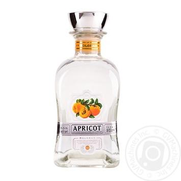 Bolgrad Strong fruit drink Apricot is Ukrainian 40% 0,5l - buy, prices for Furshet - photo 1