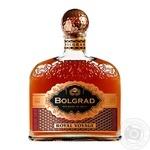 Коньяк Bolgrad Royal Voyage ординарный 5 звезд 40% 0,5л