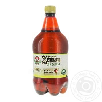 Zeman Wheat light beer 4,8% 1l - buy, prices for Novus - image 1