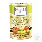 Helcom Green Olives Stuffed with Salmon 280g