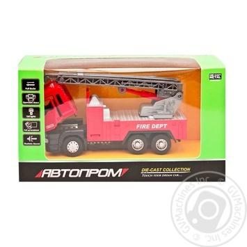 Avtoprom Toy Car - buy, prices for Auchan - photo 4