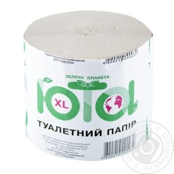 Туалетная бумага Юта XL - купить, цены на Фуршет - фото 1