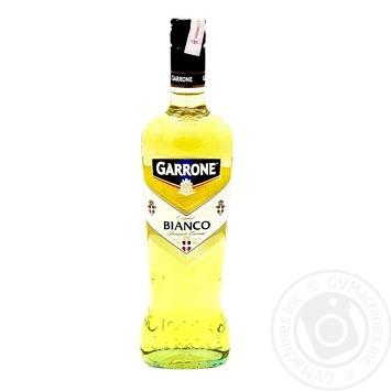 Garrone Vermouth Bianco 1l - buy, prices for Furshet - image 1
