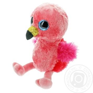 TY Beanie Boo's Gilda Flamingo Soft Toy 15cm - buy, prices for Novus - image 1