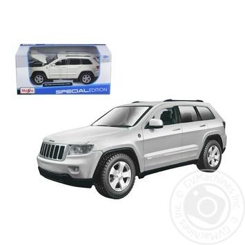 Maisto Jeep Grand Cherokee Car Toy 1:24 - buy, prices for Novus - image 1