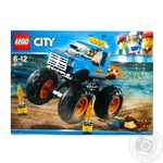 Конструктор Lego Грузовик-монстр 60180