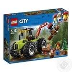 Конструктор Lego Лисоповальний трактор 60181