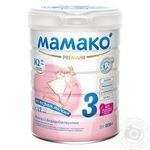 Mamako for children from 12 months dry mix goat milk 800g