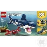 Конструктор Lego Подводные жители 31088
