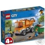 Конструктор Lego City Мусоровоз 60220