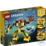 Lego Constructor Underwater Robot 31090