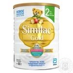 Смесь молочная Similac Gold 2 сухая с 6 до 12 месяцев 800г