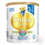 Similac Gold 3 dry milk mixture from 12 months 400g