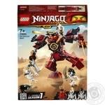 Конструктор Lego Робот самурай