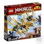 Конструктор Lego Золотой дракон 70666