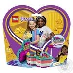 Конструктор Lego Коробка-серце: літо з Андреа41384