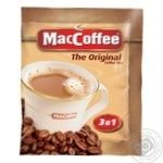Instant coffee drink MacCoffee original 3in1 20g stick sachet