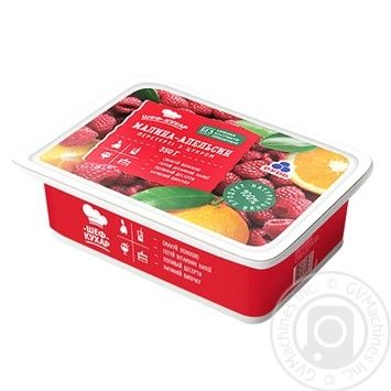 Rud Grated With Sugar Raspberry And Orange 350g - buy, prices for Furshet - image 1