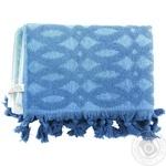 Рушник махровий Ocean 68х127 синій