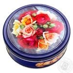 Печенье Patisserie Matheo Сдобное розы 454г