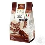 Вафли Feiny Biscuits с какао-кремовой начинкой 125г