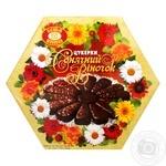 Конфеты Бисквит-Шоколад Солнечный веночек 500г