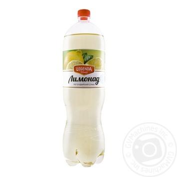 Напиток газированный Legenda Лимонад 2л - купить, цены на Фуршет - фото 1
