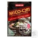 Spices Hokkaido club Miso for soup 18.5g