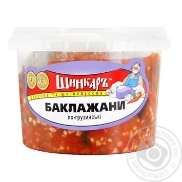 Баклажаны по-грузински Шинкарь 300г - купить, цены на Novus - фото 1