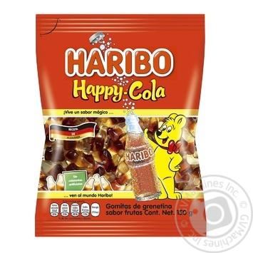 Haribo Happy Cola Jelly Sweets 150g