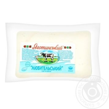 Cheese Yagotinskoe Amateur 40% - buy, prices for Furshet - image 1