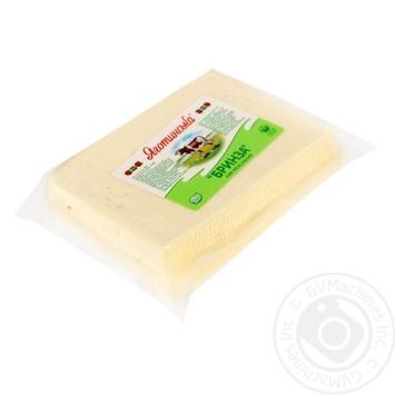 Brynza cheese Yagotynsky 45% Ukraine - buy, prices for Furshet - image 1