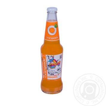 Напиток Orangeade со вкусом Апельсина 330мл - купить, цены на Фуршет - фото 1