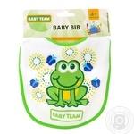 Baby Team Bib  on straps