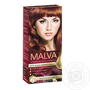 Краска Acme-color для волос Тициан MHC №734