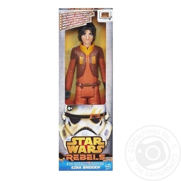 Hasbro Toy-figure Heroes of the Star Wars A0865 - buy, prices for Furshet - image 1