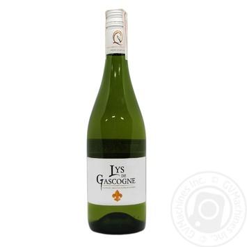 Wine Cheval Quancard LYS DE GASCOGNE white dry 0.75 - buy, prices for Furshet - image 1