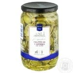 Metro chef in vinegar capers canned 720ml