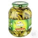 Dolina jelaniy pickled cucumber 1415ml
