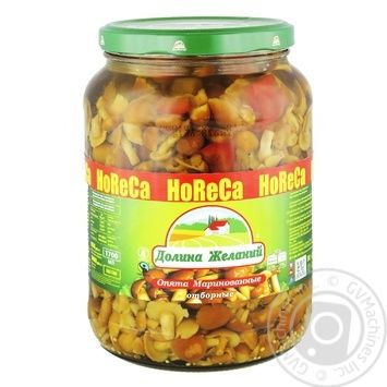 Dolyna Bazhanʹ  Mushrooms 1700ml - buy, prices for Metro - image 1