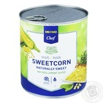 Metro chef sugar canned corn 850ml