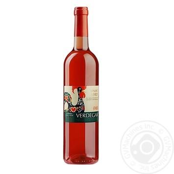 Вино Verdegar Винья Верде Есп белое полусухое 0.75