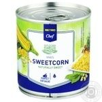 METRO Chef sugar canned corn 212ml