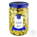 METRO Chef Calcidica with bone green olive 1700 g