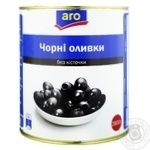 Aro Pitted Black Olive 3100ml