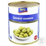 Aro With Bone Green Olive