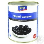 Aro With Bone Black Olive